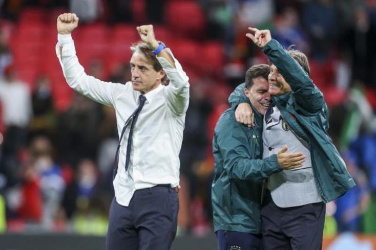 EURO-2020 - Mancini: Az olasz nép megérdemli ezt a sikert