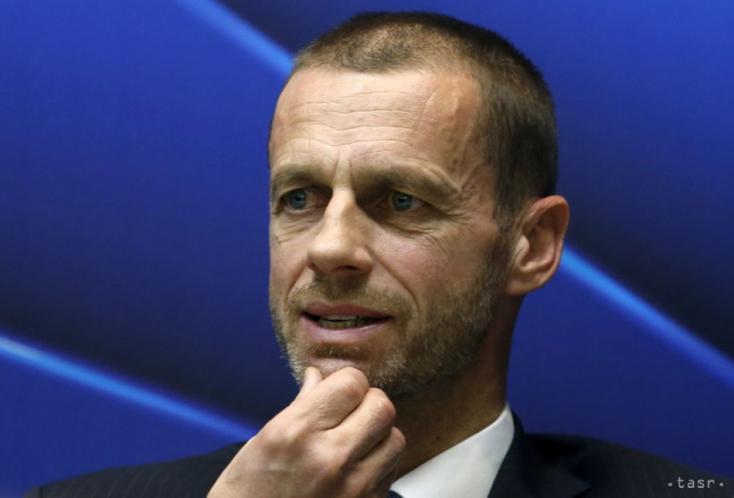 EURO-2020: Az UEFA elnöke nem támogatja az összeurópai kontinenstornát