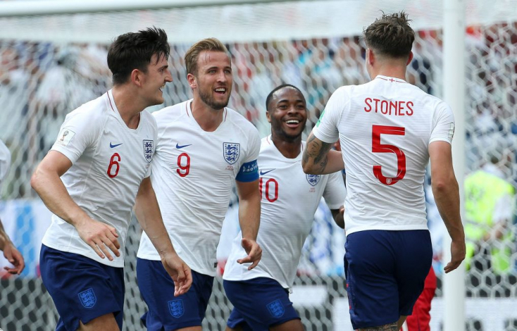 Jótékony célra fordítanák pénzdíjukat az angol játékosok, ha megnyernék a tornát