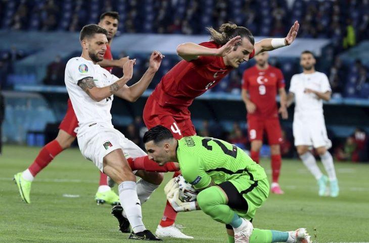 EURO-2020 - A szerdai program