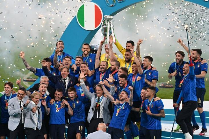 EURO-2020: Olaszország Európa-bajnok - drámai tizenegyespárbaj döntött a Wembleyben