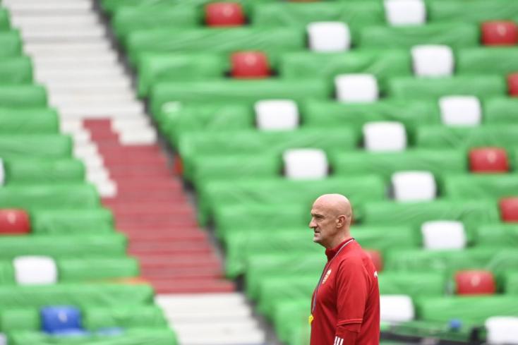 Rossi szerint a németek ellen nem elég az a teljesítmény, amit a franciákkal szemben nyújtott a csapata