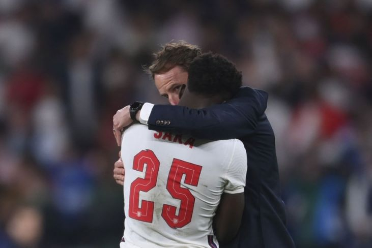 EURO-2020 - Ismét elbukott tizenegyespárbajról és könnyekről ír az angol sajtó