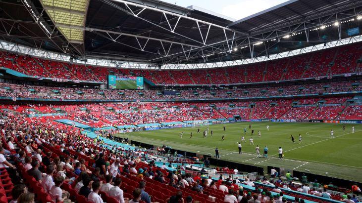 EURO-2020 - Csak az Angliában élő dánok mehetnek a Wembley-be